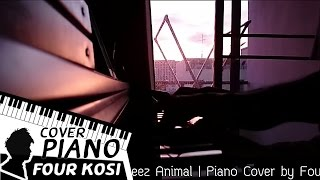 [ Cover ] ไม่มีความหมาย - วิน Sqweez Animal (Piano) By fourkosi