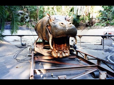 History of the Disney Parks- Jungle Cruise