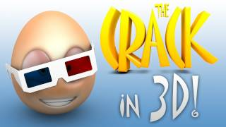 THE CRACK: Series 2 intro IN 3D!!!