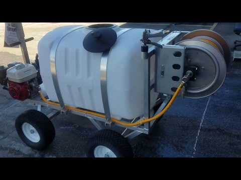 Sprayer Winterization / Kings Sprayers Proudly Built By Sprayer Depot In The USA