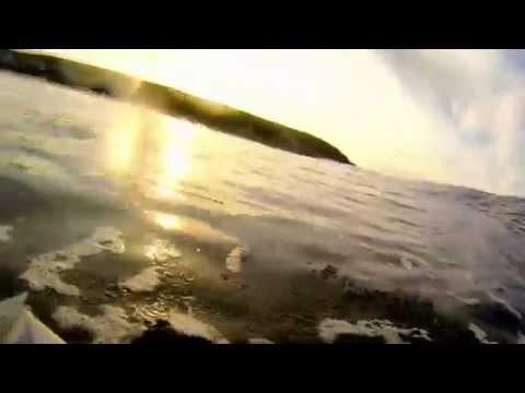 surfing scottish waters