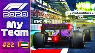 F1 2020 Career Mode Part 22: SEASON 1 FINALE