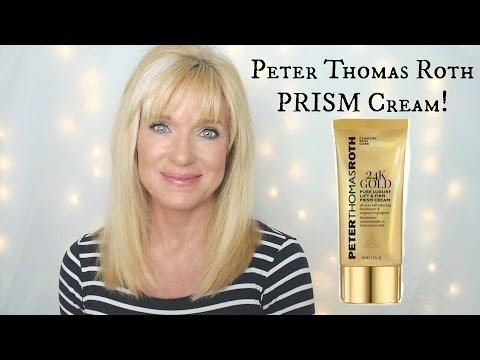 Peter Thomas Roth Prism Cream Review & Demo! Mature Skin!