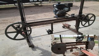 Video Collection of Homemade Sawmill  Build Video's download MP3, 3GP, MP4, WEBM, AVI, FLV Juli 2018