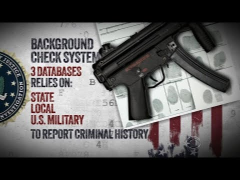 Attorney general orders for review on background checks for gun purchases