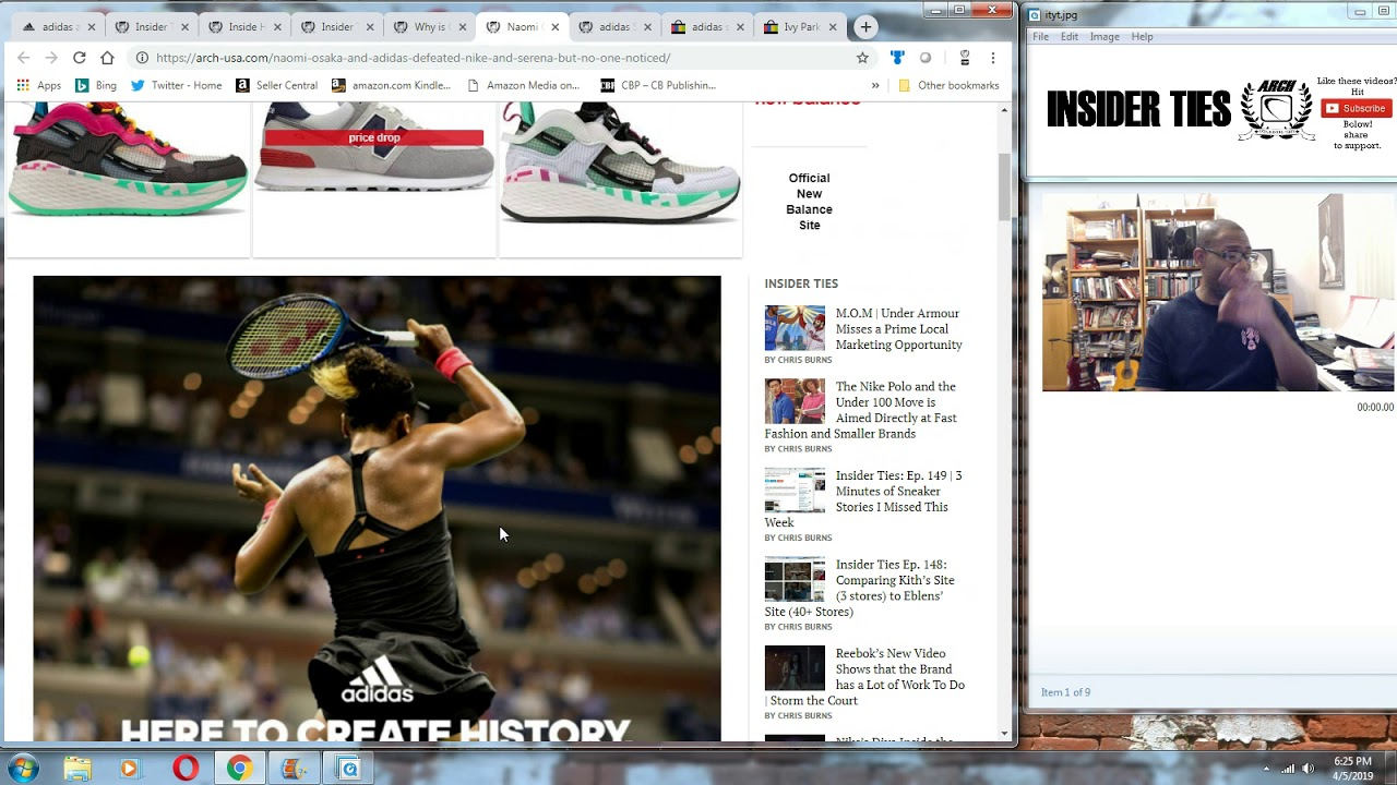 Insider Ties: Episode 150 | Will Beyonce x adidas Work?