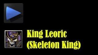 King Leoric (Skeleton King) Item Build