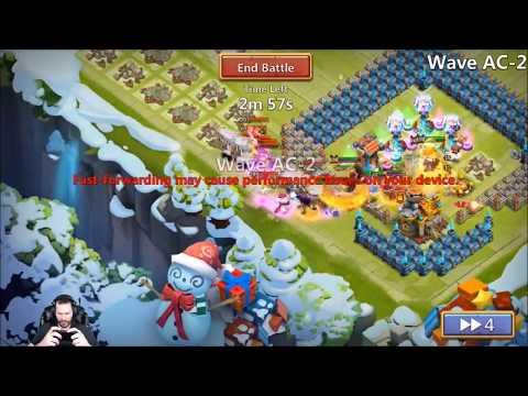 JT's Free 2 Play HBM AC Destroyed LETS GOOOOOO! Castle Clash