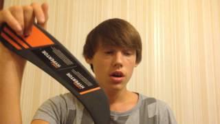 Смотреть видео хоккейные клюшки easton
