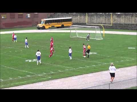 South Charleston Middle vs  Sissonville Middle School Soccer Match