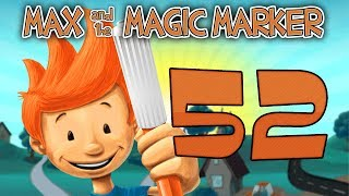 Max And The Magic Marker Walkthrough