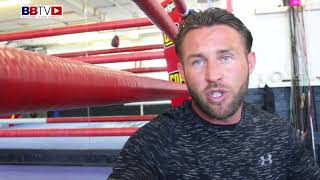 ROBERT RIMMER: DISCUSSES RYAN DOYLE V REECE BELLOTTI FOR COMMONWEALTH TITLE