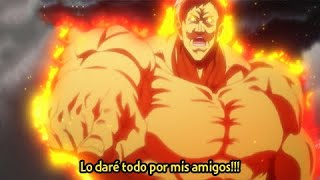 Nanatsu no Taizai Temporada 4 Capítulo 18 (Adelanto Completo): Escanor vs Rey Demonio