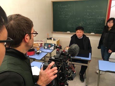 Discovery Channel Documentary Interview for Korean Culture : K-edu & K-food