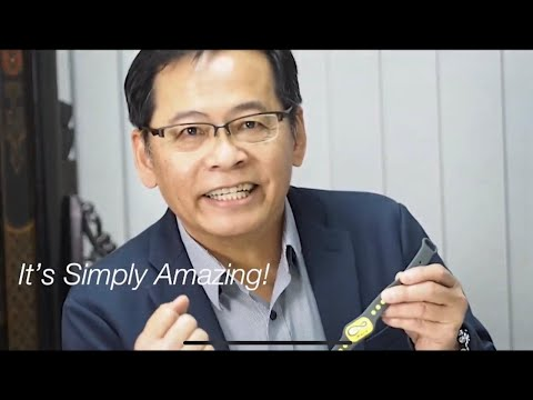 Simply Amazing Energy Wave Bands [Interviewee: Darren]