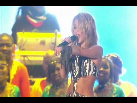 Shakira Waka Waka (This Time for Africa) (The 2010 FIFA World Cup )