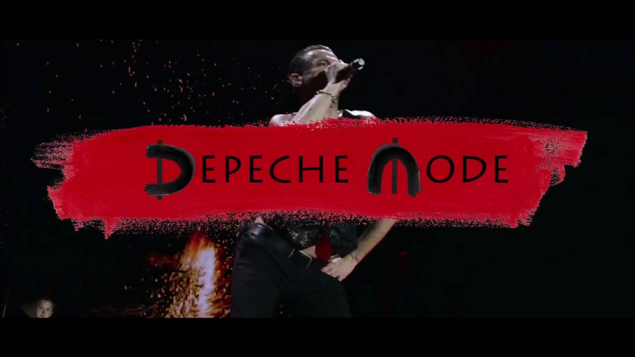 depeche mode global spirit tour 2017 trailer youtube. Black Bedroom Furniture Sets. Home Design Ideas