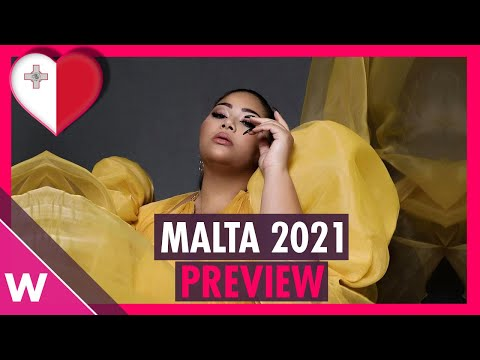 We preview Destiny's Eurovision 2021 song for Malta