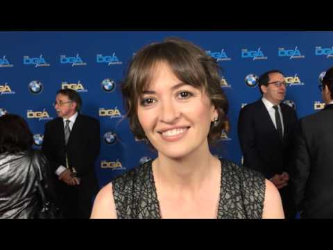 Marielle Heller 'Diary of a Teenage Girl' chats on Directors Guild Awards red carpet