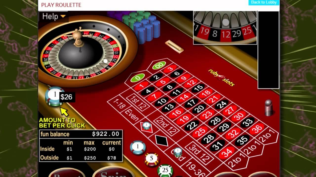 Online Casino Ruby