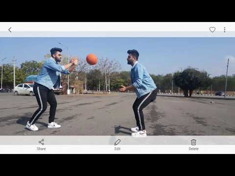DOUBLE ROLE | Mobile Photography | Panorama हिंदी में | Raj Photo Editing & Much More