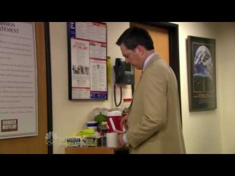 The Office Season 6 Episode 1 Part 2 : Gossip