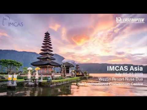 LASEROPTEK l IMCAS Asia Exhibition 2019 (Bali)
