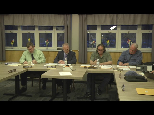 SSVT School Committee; March 20, 2019