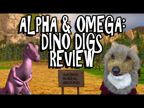 Alpha & Omega: Dino Digs Review