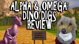 Alpha & Omega: Dino Digs Review