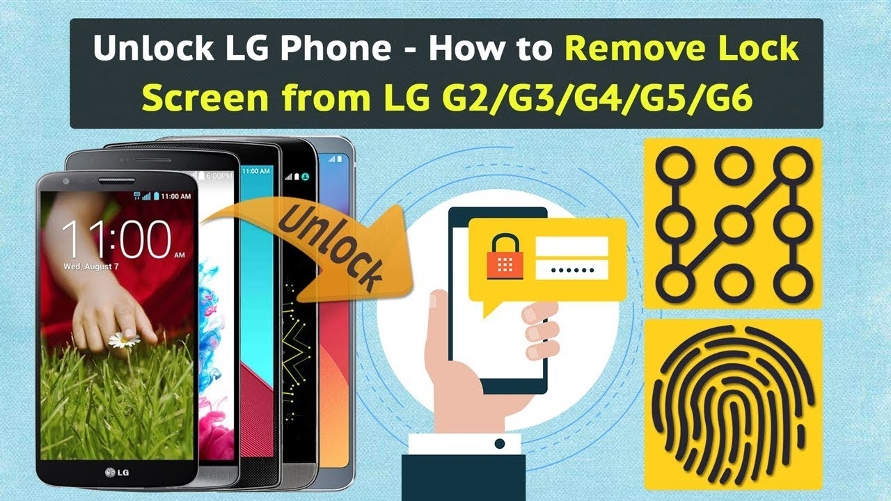 How to Unlock LG Phone Forgot Password Effortlessly