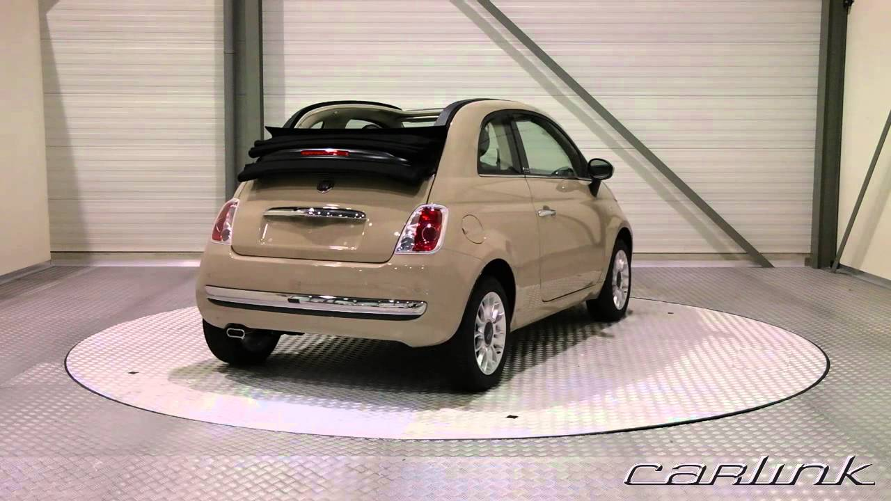 fiat 500 cabrio indie youtube. Black Bedroom Furniture Sets. Home Design Ideas