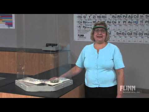 How To Safely Perform Flame Tests with Methyl Alcohol