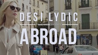 The Daily Show Presents: Desi Lydic: Abroad - Official Trailer