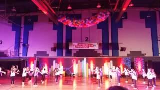 """כולם רוקדים עכשיו - תלמידות בית ספר יסודי הדר פ""""ת"""