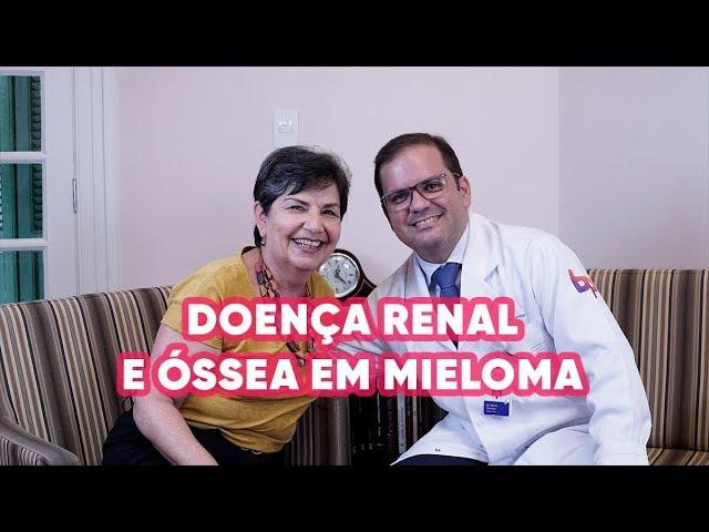 Tratamento da doença renal e óssea em Mieloma Múltiplo