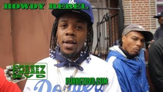 Rowdy Rebel (GS9) Last Interview Before He Got Arrested! (Interview By Doggie Diamonds) YouTube Videos