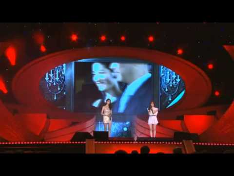 121119 Korea Daejung Art & Cuture Awards Davichi Stage
