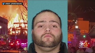 Man Charged With Arson In Connection To Bound Brook, NJ Fire