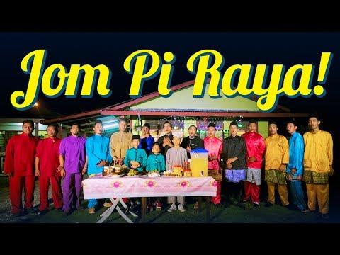Jom Pi Raya! THE MOVIE (Official Movie)