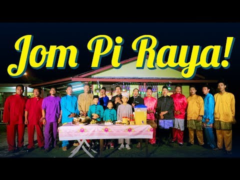 Jom Pi Raya! THE MOVIE (Official Movie)