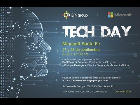 Microsoft Tech Day