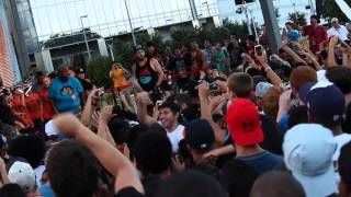 "Andy Mineo ""Uno Uno Seis"" II Live in Houston Texas @ Boomin In Discovery Green // @AndyMineo @Ngen"