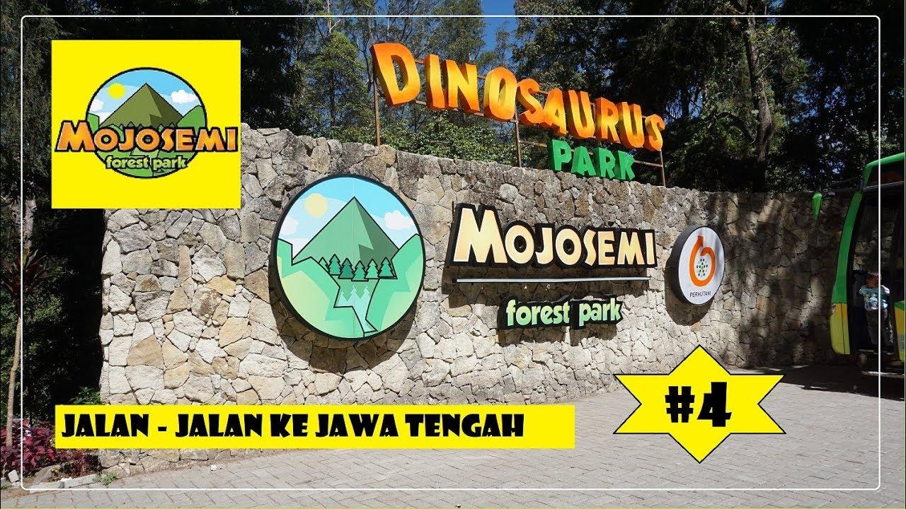 Wisata dinosaurus tawangmangu