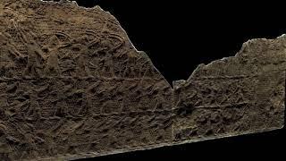Siege of Lachish in 3D British…