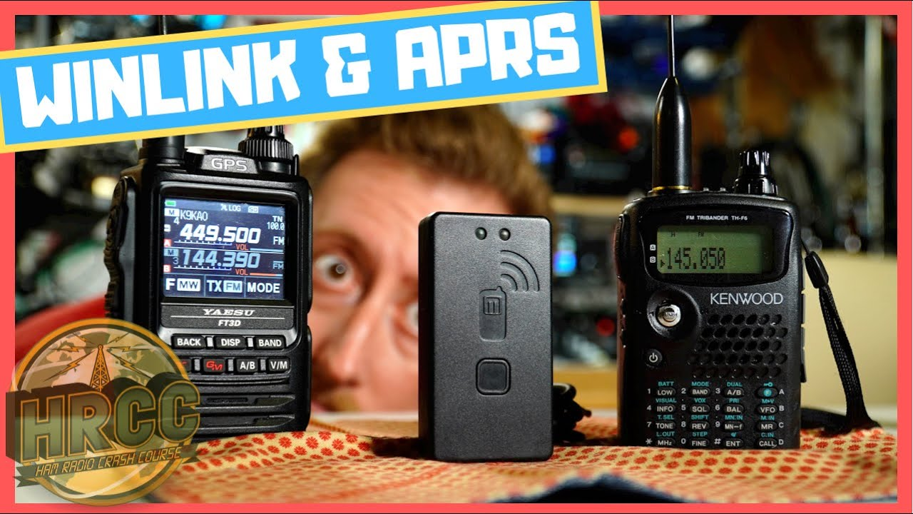 Download Turn a Cheap Ham Radio Into An APRS & WinLink Transceiver - Mobilinkd tnc3
