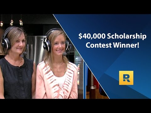 $40,000 Financial Literacy Scholarship Contest Winner!