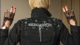 видео Как украсить одежду вышивкой