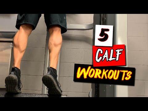The BEST Calf Workout Plan To Build Bigger Calves