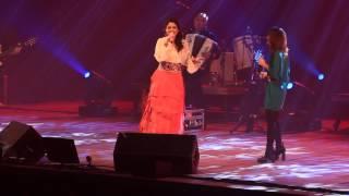 Shana Müller e Soledad Pastorutti - Garganta con arena